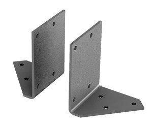 Oristo Adapter nóg tylnych 2 szt MONTEBIANCO grafit mat
