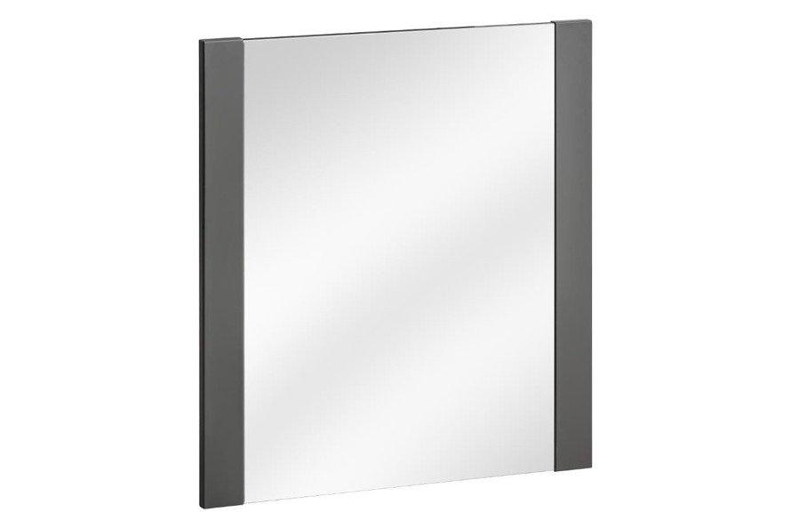 Lustro łazienkowe w ramie 60 cm Sophia Cement