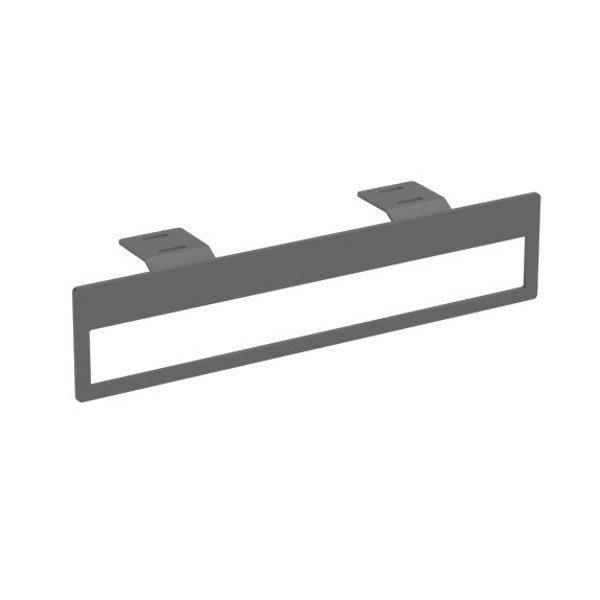 Oristo Reling 45 cm szary mat