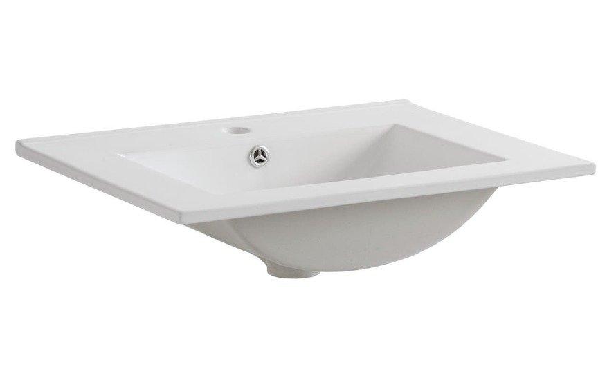 Szafka z umywalka 60 cm Bahama White