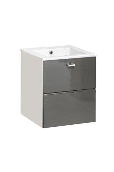 Zestaw mebli łazienkowych 40 cm Finka Grey