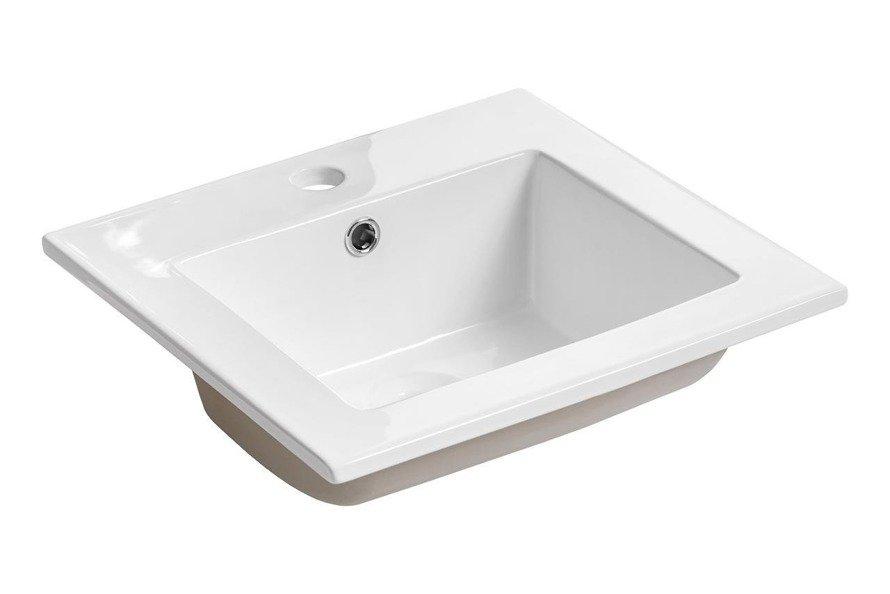 Zestaw mebli łazienkowych 50 cm Finka Grey