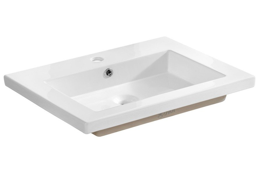 Zestaw mebli łazienkowych 80 cm Capri dąb
